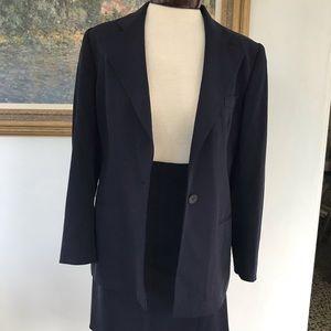 Armani Vintage Skirt Suit
